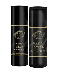 HAND SOAP+LOTION COTTON 30 ml