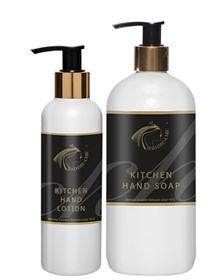 KITCHEN HAND SOAP 500ml & HAND LOTION 200ml