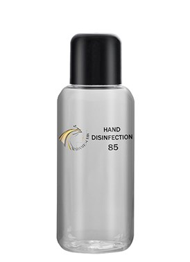 HAND DISINFECTION 85 % 100 ml