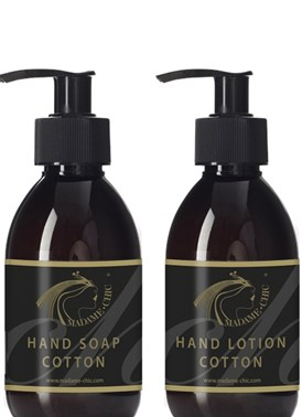 HAND KIT COTTON - SOAP & LOTION